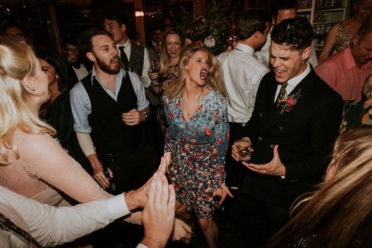 Wedding Reception at The Prince Albert Camden