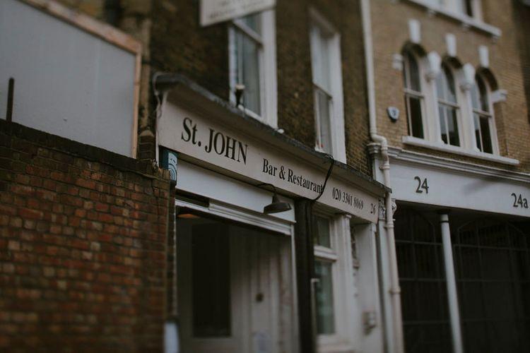 St JOHN Bar & Restaurant