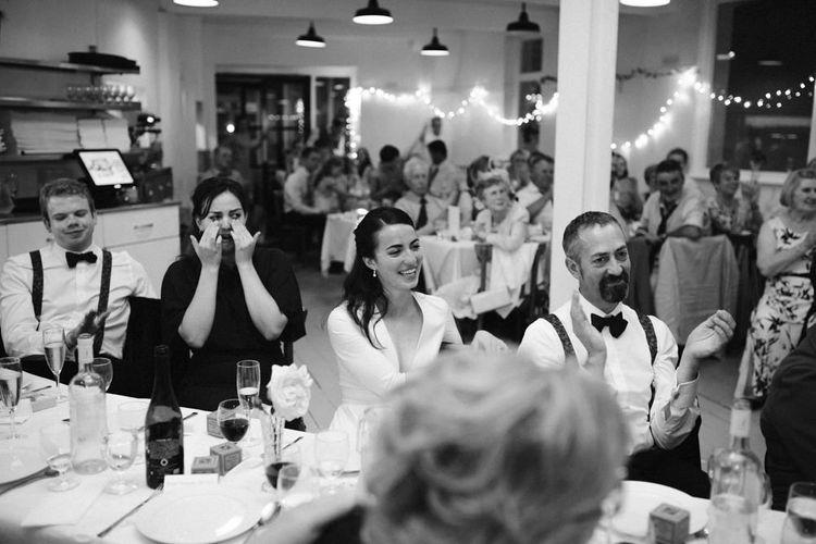 St JOHN reception Wedding Speeches