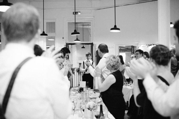 St JOHN Wedding Reception Speeches