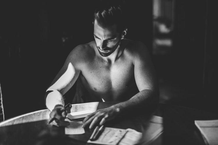 Groom Preparations | D&A Photography | Ben Walton Films
