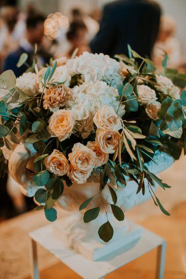 Wedding Flowers | D&A Photography | Ben Walton Films