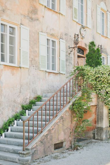 Greenery on the French Riviera   Purewhite Photography   D'amour et de deco Styling