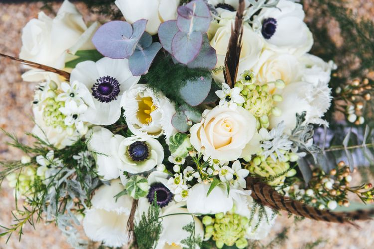Winter Florals For A Hygge Inspired Wedding