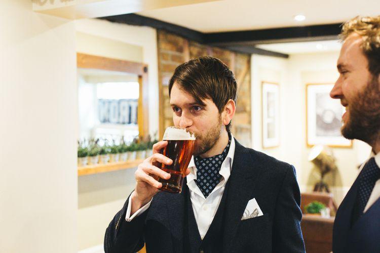 Pre Wedding Beer