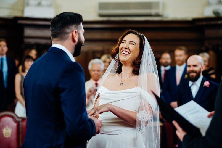 Islington Town Hall Wedding Ceremony | Marianne Chua Photography