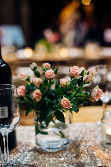 Spray Roses | Urban Wedding at Village Underground, London | Marianne Chua Photography