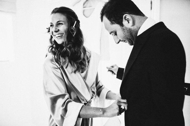 Bridal Prep | Getting Ready