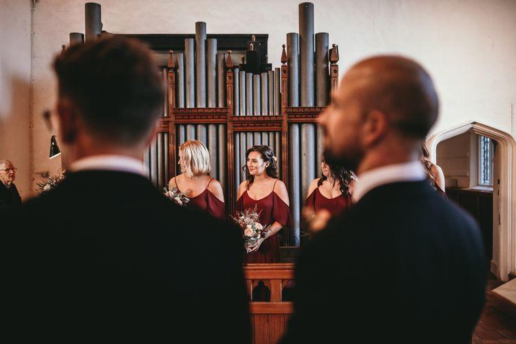 Bridesmaids in Rewritten