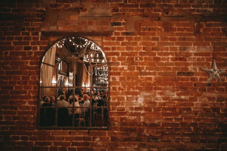 Wedding Reception Festoon Lights