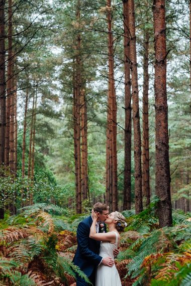 Couple Shots In The Forest