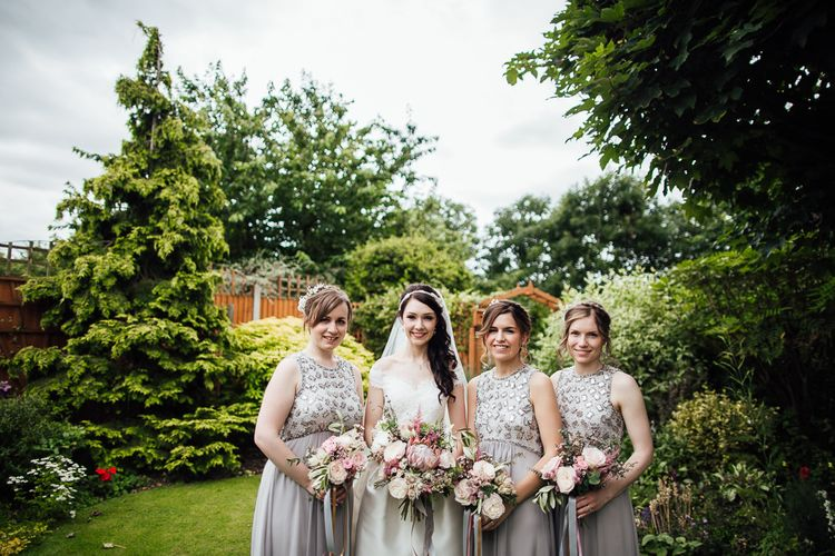 No.1 by Jenny Packham Bridesmaid Dresses