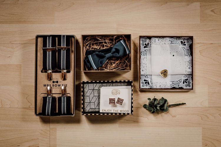 Grooms Accessories | Paul & Nanda Photography