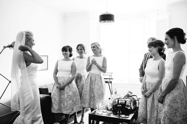 Dress Reveal   Stylish Hackney Town Hall Wedding   Camilla Arnhold Photography   This Modern Revelry Film