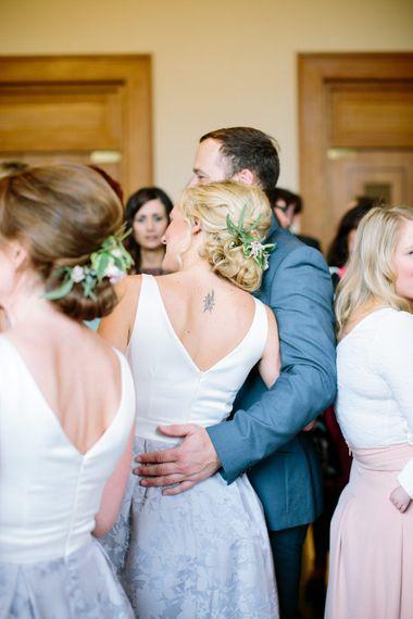 Wedding Guests   Stylish Hackney Town Hall Wedding   Camilla Arnhold Photography   This Modern Revelry Film