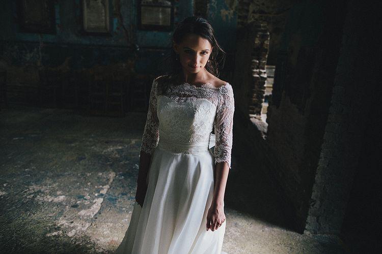 Stylish London Wedding At Asylum