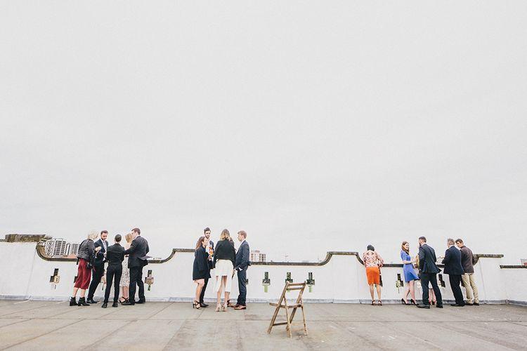 Rooftop Wedding Reception London