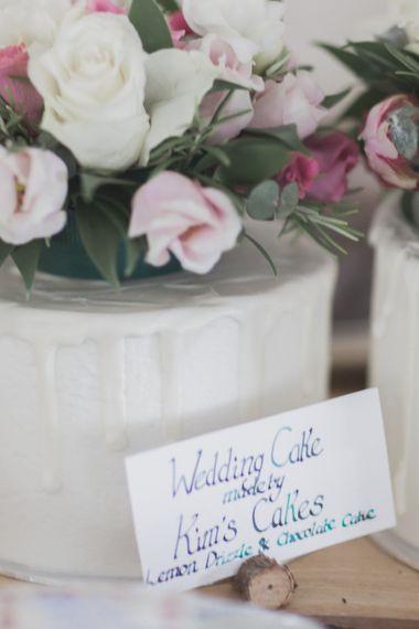 Wedding Bake Off Table