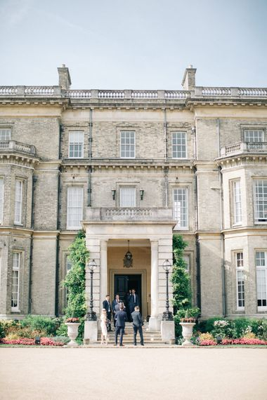 Elegant, Pastel Wedding at Hedsor House, Buckinghamshire | M & J Photography | Shoot It Yourself Films