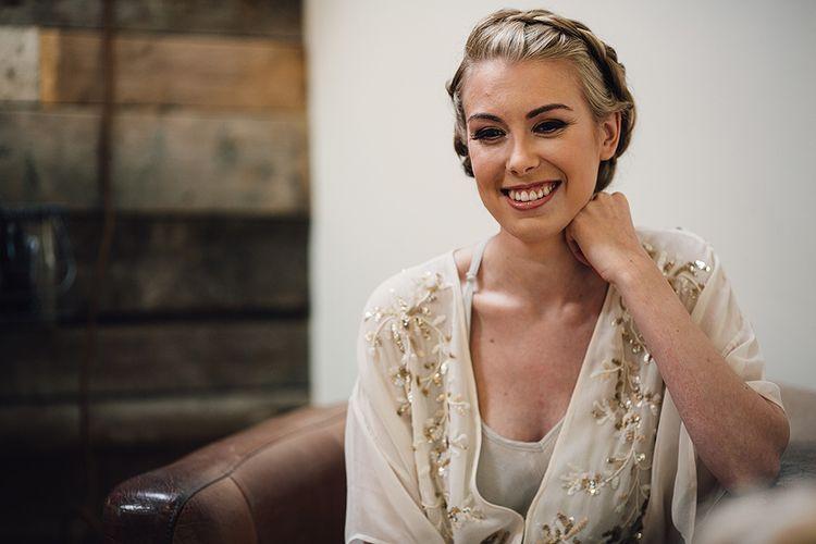 Bridal Beauty & Braided Up Do