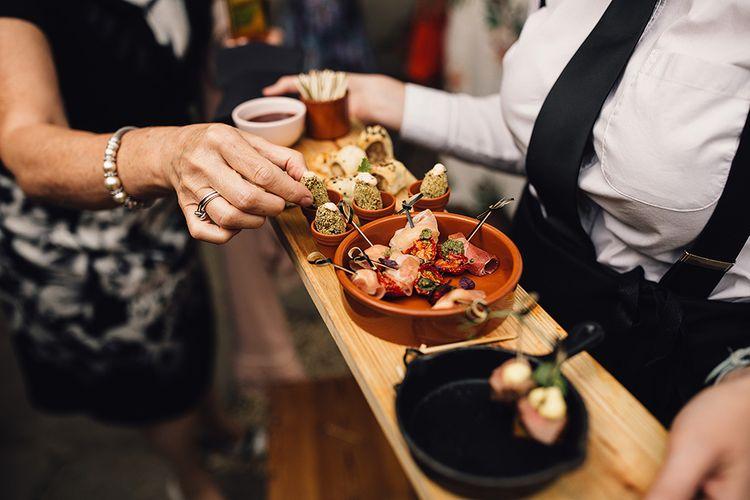 Anti- Pasti Wedding Food Platters