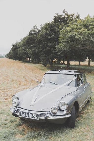 1955 Citroen DS Wedding Car