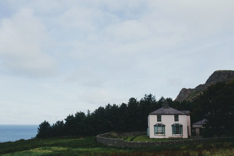Welsh Coastal Wedding