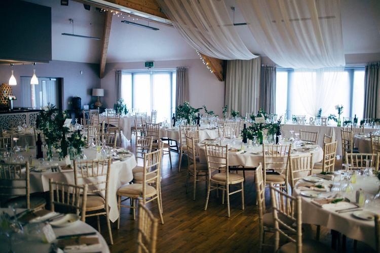 Elegant Reception Room