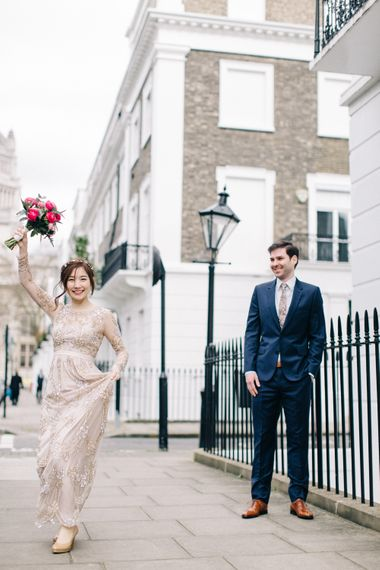 Bride & Groom to Be | Pre Wedding Shoot in London | Engagement Shoot | M and J Photography