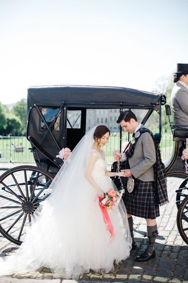 Horse and Carriage | M and J Photography