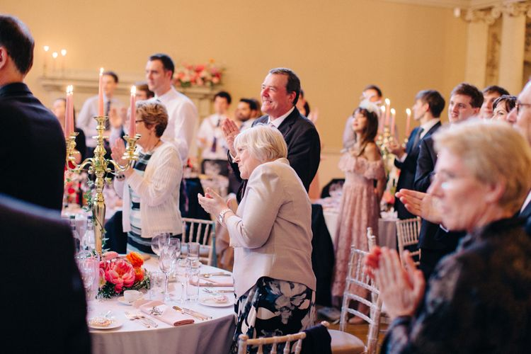 Timeless Wedding Assembly Rooms in Bath | M and J Photography