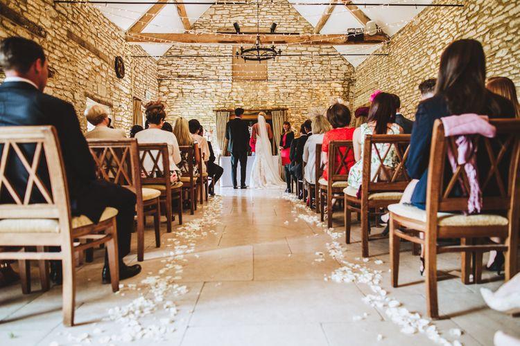 Caswell House Barn Wedding Ceremony Venue