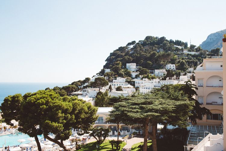 Augustus Gardens, Capri Italy Destination Wedding | Paolo Ceritano Photography