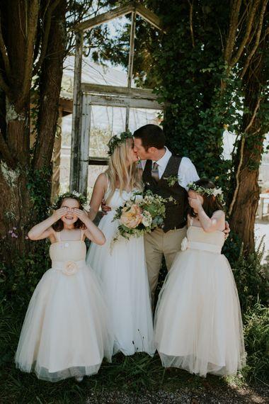 Outdoor Humanist Wedding Ceremony