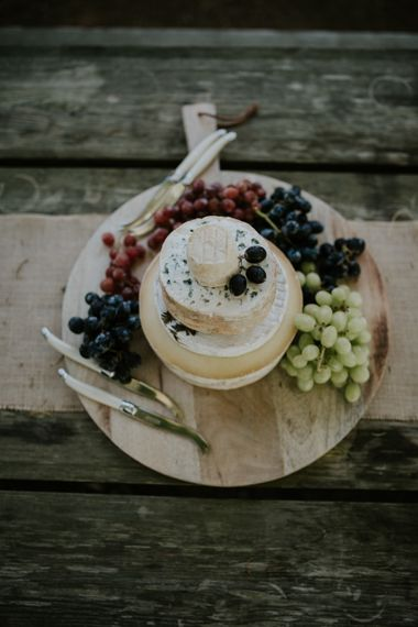 Cheese Cake For Wedding Reception