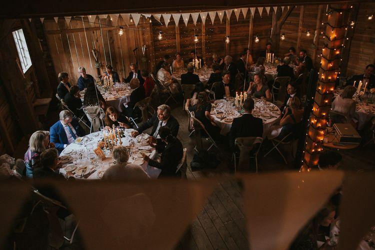 Rustic Barn Wedding in Norway | Christin Eide Photography