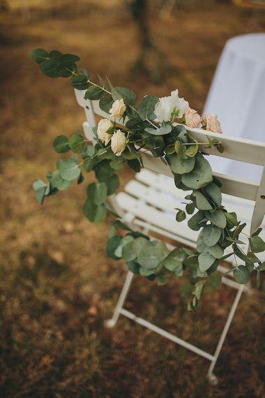 Chair Back Eucalyptus Laurel | Petar Jurica Photography