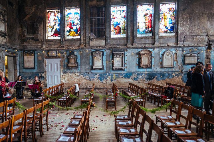 The Asylum Chapelx | Helen Abraham Photography