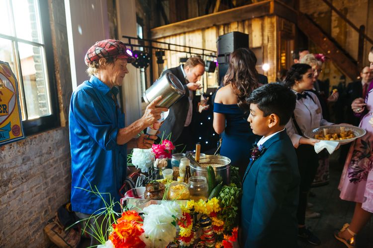 | Bixton East Pub Wedding Reception | Helen Abraham Photography