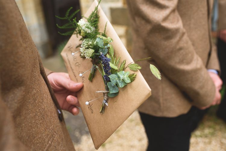 Buttonholes | Outdoor Tipi Wedding at The Georgian Rectory Buckingham | Jackson & Co Photography | Blooming Lovely Films