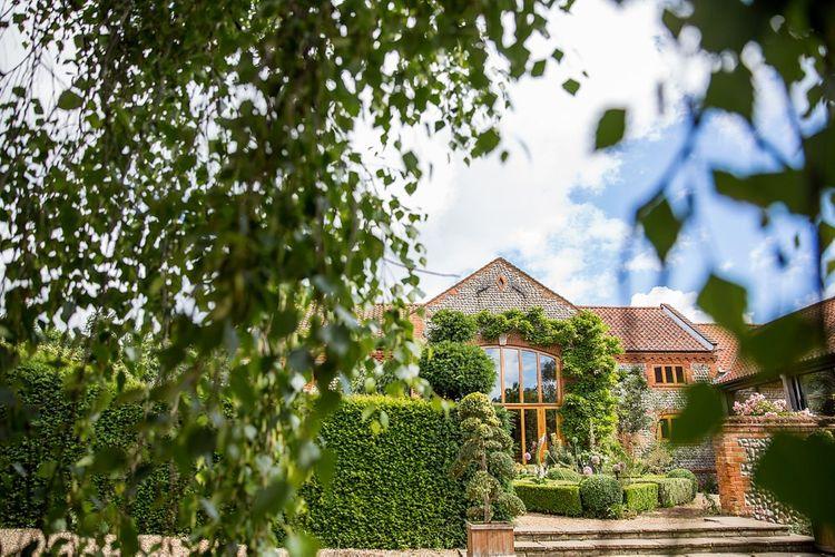 Chaucer Barn, Norfolk Wedding Venue