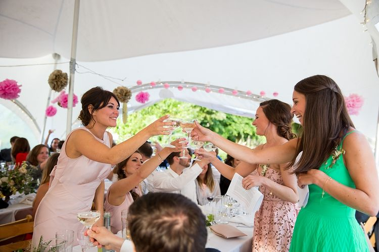 Bridesmaid Cheers