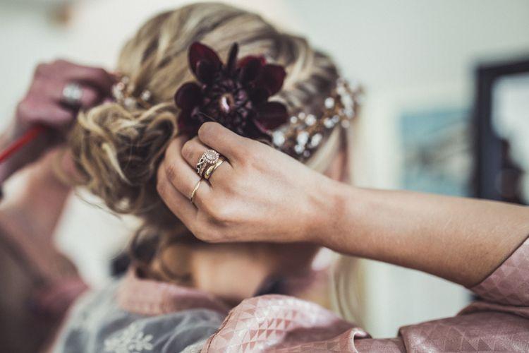 Hermione Harbutt Headpiece For Wedding