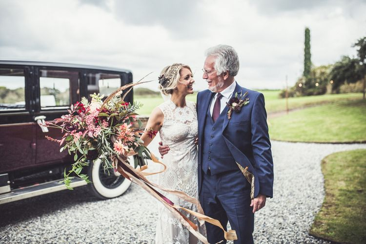 Incredible Oversized Bouquet By Juliet Glaves