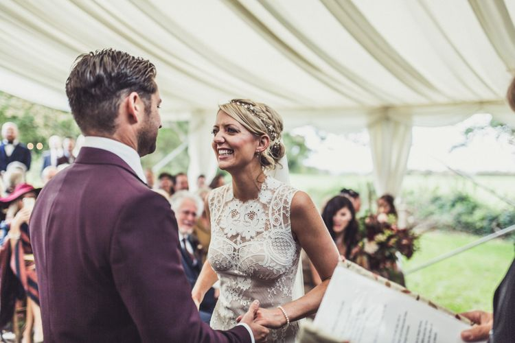 Humanist Wedding Ceremony With Personalised Vows