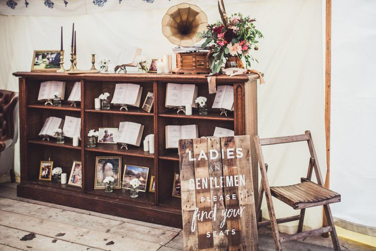 Rustic Luxe Decor From Made By Wood & Wood