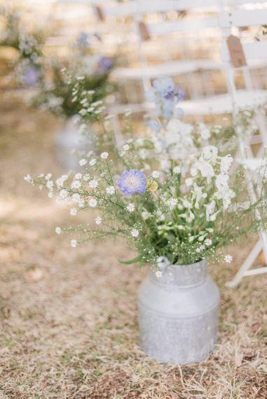 Wild flowers for french wedding. Darek Smietana Photography