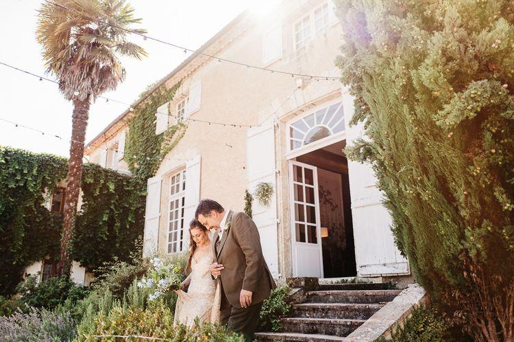 French wedding venue Chateau de Lartigolle
