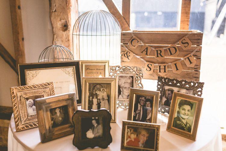 Wedding Decor Ideas Family Photos