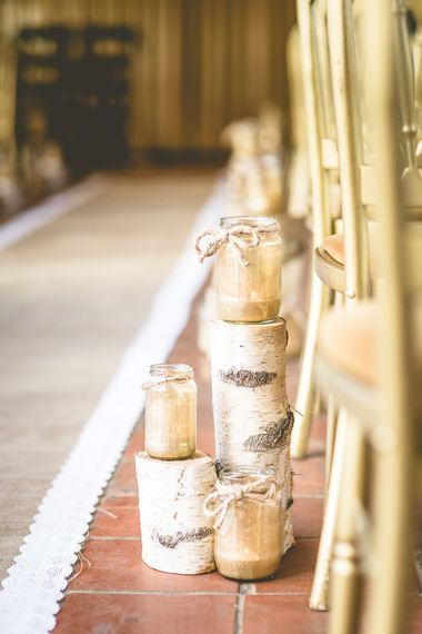 Rustic Winter Wedding Styling Ideas